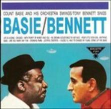 Basie Swings Bennett Sings - Vinile LP di Count Basie,Tony Bennett