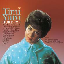 Hurt!!!!!!! (HQ) - Vinile LP di Timi Yuro
