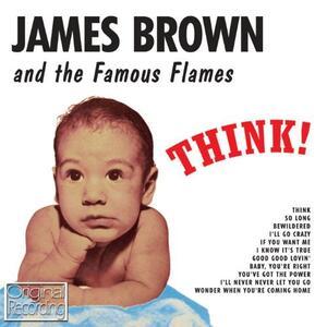 Think! - Vinile LP di James Brown