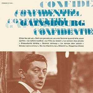 Confidentiel - Vinile LP di Serge Gainsbourg