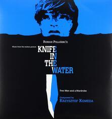Knife in the Water (Colonna sonora) (Blue Vinyl) - Vinile LP di Krzysztof Komeda