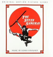Seven Samurai (Red Vinyl) - Vinile LP di Fumio Hayasaka