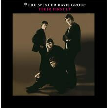Their First LP (Limited Edition - Clear Disc) - Vinile LP di Spencer Davis Group