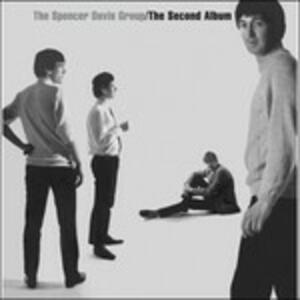 Second Album - Vinile LP di Spencer Davis Group