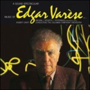 Music of Edgar Varese vol.2 - Vinile LP di Edgar Varèse
