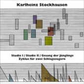 Vinile Studie I - II - Gesang der Junglinge Karl-Heinz Stockhausen