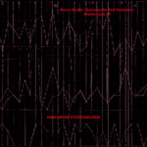 Beton-Studie - Zeitmass fur - Vinile LP di Karlheinz Stockhausen