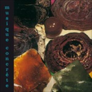 Musique Concrete - Vinile LP
