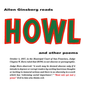 Howl and Other Poems - Vinile LP di Allen Ginsberg