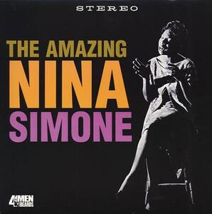 The Amazing Nina Simone - Vinile LP di Nina Simone