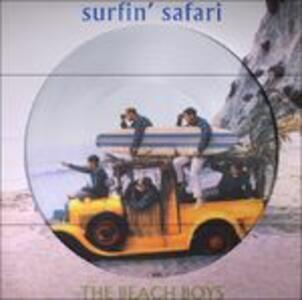 Surfin Safari + Candix Recordings - Vinile LP di Beach Boys