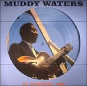 At Newport - Vinile LP di Muddy Waters