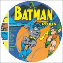 Batman & Robin (Picture Disc) - Vinile LP di Sun Ra