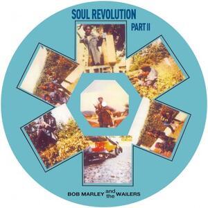 Soul Revolution Part II - Vinile LP di Bob Marley,Wailers