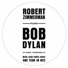 Robert Zimmerman Plays Bob Dylan - Vinile LP di Bob Dylan