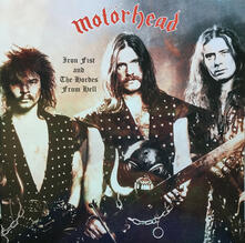 Iron Fist and the Hordes of Hell - Vinile LP di Motorhead
