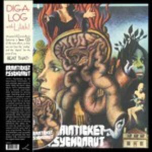 Psychonaut - Vinile LP + CD Audio di Brainticket