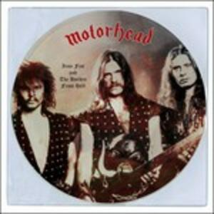Iron Fist and the Hordes from Hell - Vinile LP di Motorhead