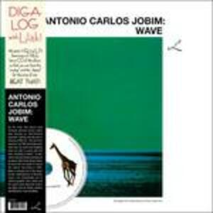 Wave - Vinile LP + CD Audio di Antonio Carlos Jobim