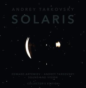 Solaris. Sound and Vision (Colonna Sonora) - Vinile LP + CD Audio + Blu-ray di Edward Artemiev