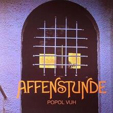 Affenstunde (Transparent Blue Coloured Vinyl) - Vinile LP di Popol Vuh
