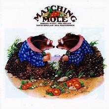 Matching Mole (White Coloured Vinyl) - Vinile LP di Matching Mole