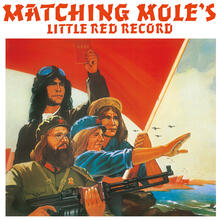 Little Red Record - Vinile LP di Matching Mole