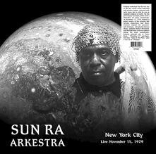 New York City Live 11-11-1979 - Vinile LP di Sun Ra Arkestra