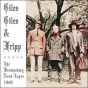Brondesbury Road Tapes - Vinile LP di Robert Fripp,Michael Giles,Peter Giles