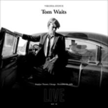 Virginia Avenue. Live at the Ivanhoe Theater - Vinile LP di Tom Waits