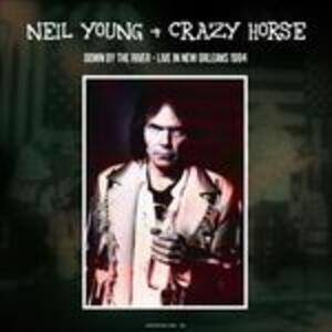 Down by the River. Live in New Orleans 1994 - Vinile LP di Neil Young,Crazy Horse