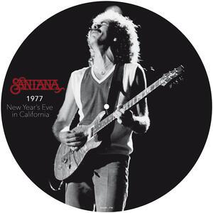 1978 New Year's Eve in California - Vinile LP di Santana
