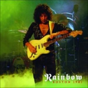 Boston 1981 - Vinile LP di Rainbow