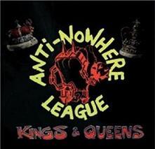 Kings & Queens - Vinile LP di Anti-Nowhere League