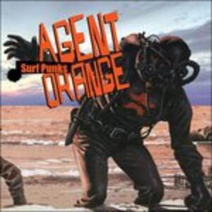 Surf Punks - Vinile LP di Agent Orange