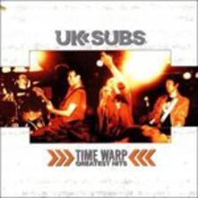 Time Warp (Limited Edition) - Vinile LP di UK Subs