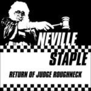 Return of Judge Roughneck - Vinile LP di Neville Staple