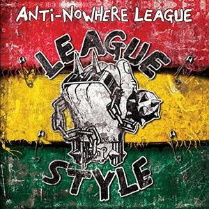 League Style - Vinile LP di Anti-Nowhere League