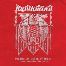 Victim Of Sonic Attack! London December 30th 1972 - Vinile LP di Hawkwind