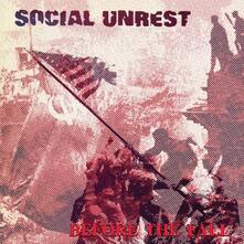 Before the Fall - Vinile LP di Social Unrest