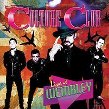 Live At Wembley. World Tour 2016 - Vinile LP di Culture Club