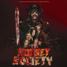 Sunset Society (Colonna Sonora) (Limited Edition) - Vinile LP