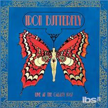 Live at the Galaxy 1967 - Vinile LP di Iron Butterfly