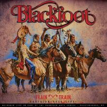 Train Train Southern Rock Live - Vinile LP di Blackfoot