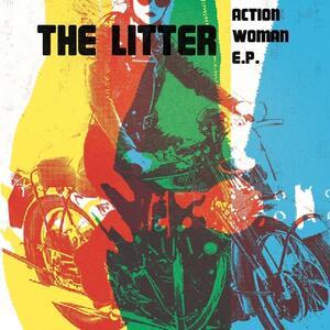 Action Woman Ep - Vinile LP di Litter