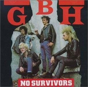 No Survivors - Vinile LP di GBH