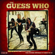 The Future Is What it Used to Be - Vinile LP di Guess Who