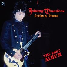 Sticks & Stones. The Lost Album - Vinile LP di Johnny Thunders