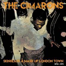 Skinheads. A Mash Up London Town 1970-1971 (Coloured Vinyl) - Vinile LP di Cimarons