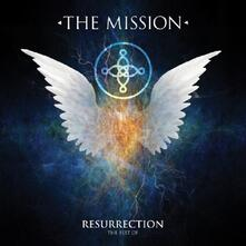 Resurrection. The Best of (Coloured Vinyl) - Vinile LP di Mission